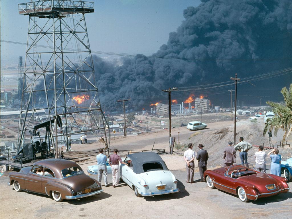Photo Gallery Signal Hill History - Car signal hill